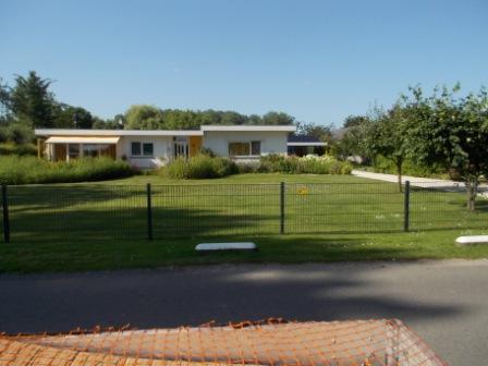 24 panelen op plat dak in Spijk 020